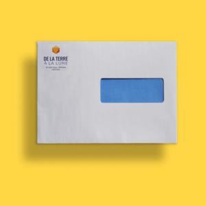 C5 162x229mm blanche fenetre C5 162x229mm blanche fenetre normal ou enveloppe mécanisable C5